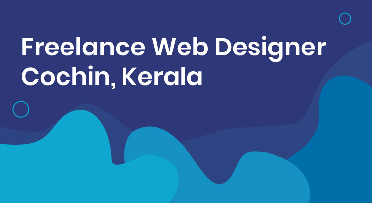 freelance web designer in cochin